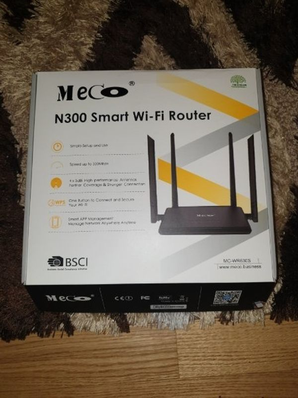wifi smart router