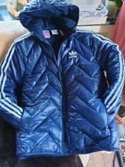 Kinder Winter Steppjacke Adidas Sitz