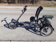 PFAU-Tec Scoobo E-Dreirad 16 20