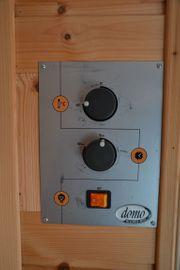 DOMA Infrarot-Wärmekabine