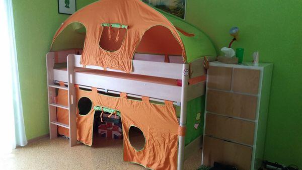 Kinderhochbett PAIDI Fleximo