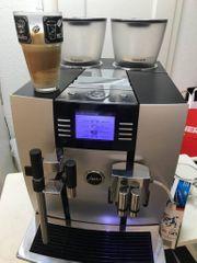 Jura Kaffeemaschine X9c Frisch