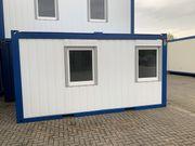 16ft Bürocontainer Baustellencontainer Baucontainer kaufen