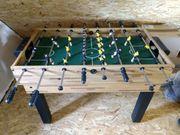 Tischfußball Multifunktionstisch Spieltisch 4 in