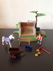 Pferde-Waschplatz von Playmobil