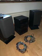 Stereoanlage der Marke Technics