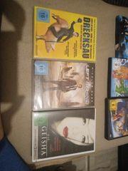 verschiedene DVDs CD