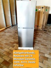 Kühlgefrierkombi Neuware mit 24 Monate