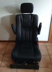 2 Autositze mittlere Sitzreihe für