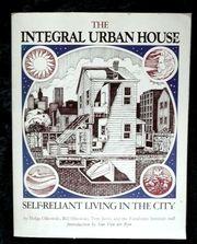 Buch-The integral urban house - eigenständiges