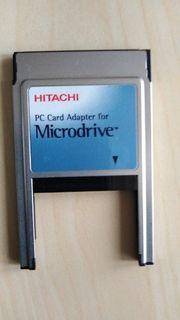 PC Card Adapter zu verkaufen