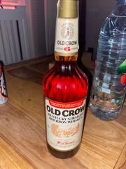 Old Crow Bourbon Whiskey 86proof