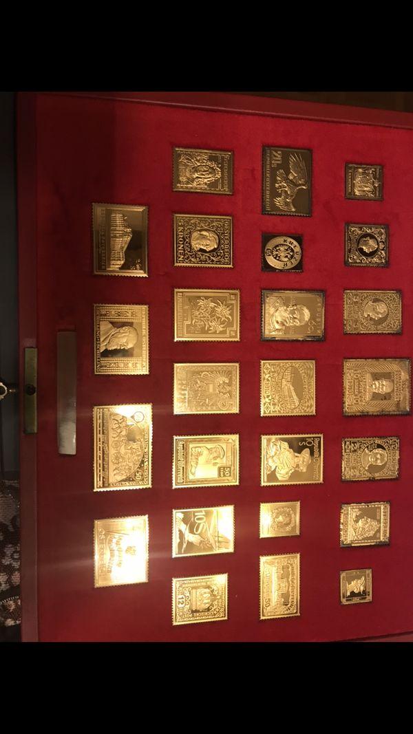 Briefmarkensammlung Collection Magna Austria