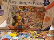 Tiptoi Puzzle Die Baustelle