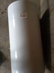 Warm Wasser boiler
