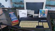Atari 520 ST mit original