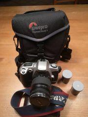 Canon EOS 500N Spiegelreflexkamera analog