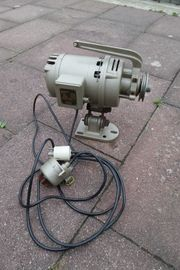 WEG Nähmaschinen Motor Type NKD