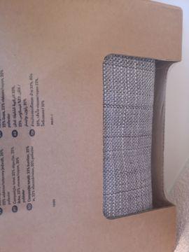 Polster, Sessel, Couch - Ikea Karlstad Bezug Sessel grau