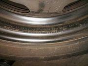 4 Stahlfelgen Michelin 6J 15