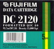 FUJI Magnetbänder DC 2120 QIC