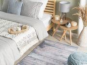Teppich beige-grau 80 x 150
