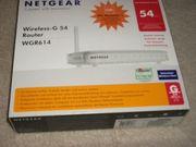 W-Lan Router Marke Netgear