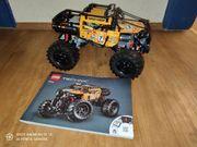 Lego technik 4x4 Allrad Xtreme