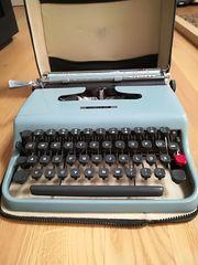 Schreibmaschine mechanisch Olivetti Lettera 22