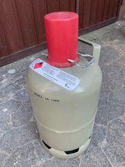 5 KG Gasflasche LEER