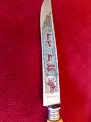 Tranchierbesteck BARON Solingen 1961 neuwertig