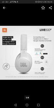 JBL Live 500BT Over-Ear Wireless
