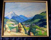 Jerzens im Pitztal Tirol Alpen