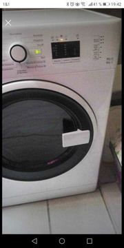 bauknecht Waschmaschine inkl Trockner