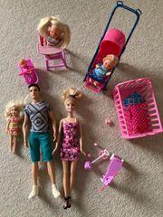 Barbie Familie