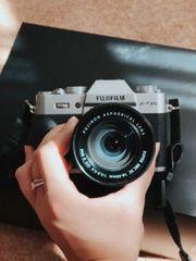Fujifilm X-T20 mit Fujinon 16-50mm
