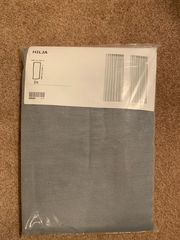 Vorgänge Gardinen IKEA Hilja neu