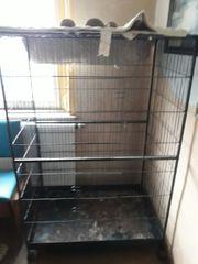 Käfig für Vögel und Nagtier