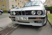 BMW E30 316i Coupe aus