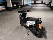 Verkaufe einwandfreien Motorroller der Marke