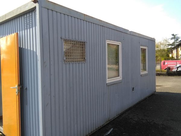 1 gebrauchter Wohncontainer, guter Zustand in Greven - Alles ...