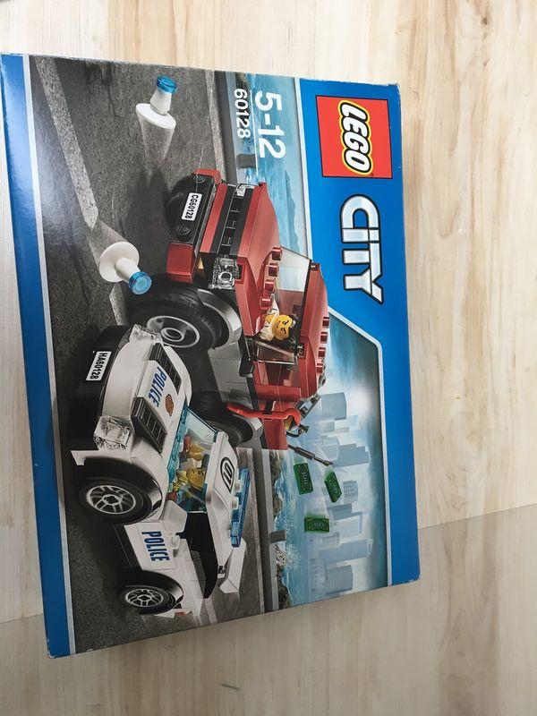 Lego City 60128