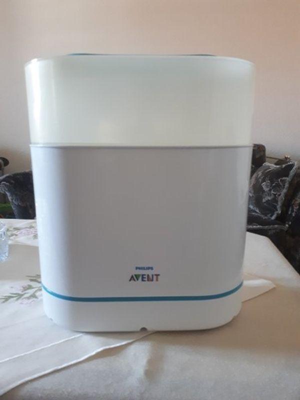 Philips Avent Elektrischer Sterilisator Weiß