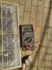 Photovoltaik Panele im Kleinformat