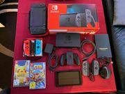 Nintendo Switch Konsole 2019 Edition