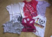 Paket Größe 134 140 T-Shirts