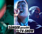 Sänger gesucht für Comedy-Musikshow von