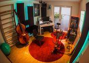 Bassunterricht in Nürnberg Fürth Erlangen -