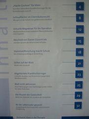 Krebszeitschrift - Jahrgänge seit ca 2012