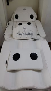 HHP Andullation Massageliege White Edition